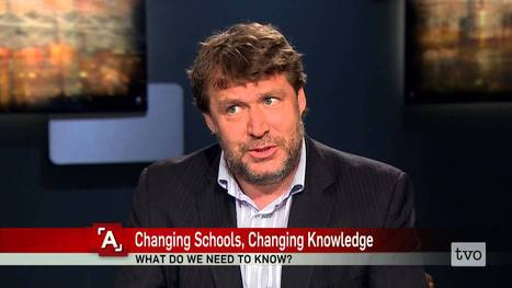 """▶ George Siemens: Changing Schools, Changing Knowledge - YouTube 