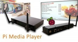 Raspberry Pi runs Intel digital signage spec - ElectronicsWeekly.com | Raspberry Pi | Scoop.it