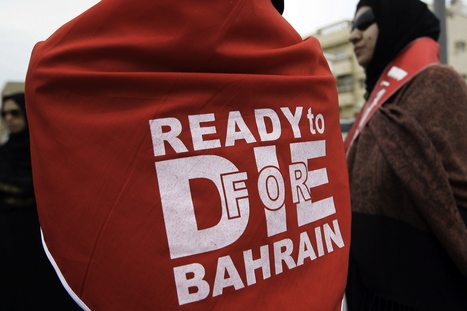 The Arab Spring in Bahrain | Human Rights and the Will to be free | Scoop.it