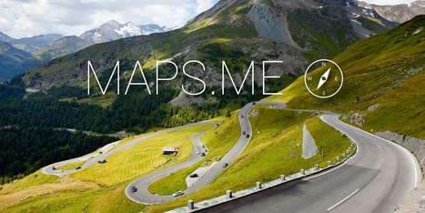 OpenStreetMap just got a big boost thanks to Maps.me | Technological Sparks | Scoop.it