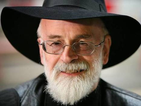 Terry Pratchett was as funny as he was a genius – and these quotes prove it | CGS Popular Authors | Scoop.it