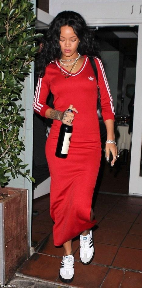 "Rihanna loves ""Super Tuscan"" Sassicaia from Tenuta San Guido, member of the Primum Familiae Vini | Quirky wine & spirit articles from VINGLISH | Scoop.it"