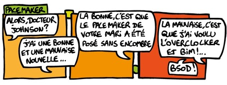 Pacemaker | Baie d'humour | Scoop.it