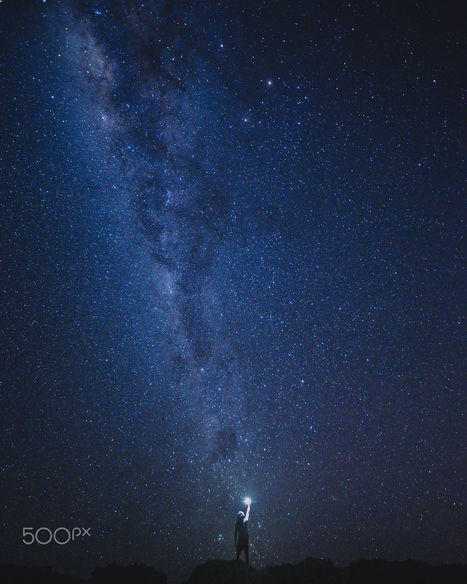 a mattress of leaves and a blanket of stars by Jarrad Seng | My Photo | Scoop.it