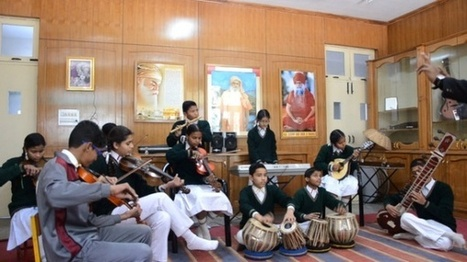 Nirmal Gyandaan Academy: A place that lends support, not pity, to dreams | Yoga de la Voix - Vocal Yoga | Scoop.it