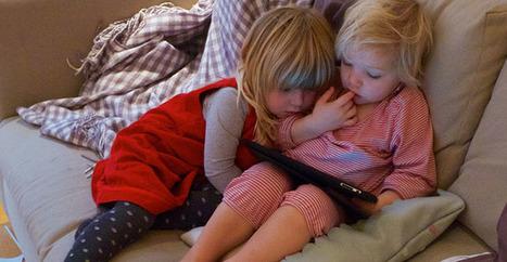 La tablette entre au programme de l'école maternelle - Numerama | Ecole maternelle : devenir élève | Scoop.it