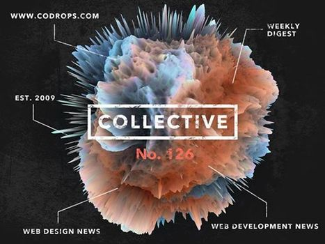 Web Design & Development News: Collective #126 | Codrops | Webdesign | Scoop.it