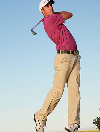 9 Ways To Hit Your Irons Solid | Golf tips | Scoop.it