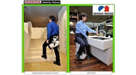 Japan's Taking Robot Action: Honda, Sekisui House, and New Government Funding « Akihabara News   AI, NBI, Robotics & Cybernetics & Android Stuff   Scoop.it