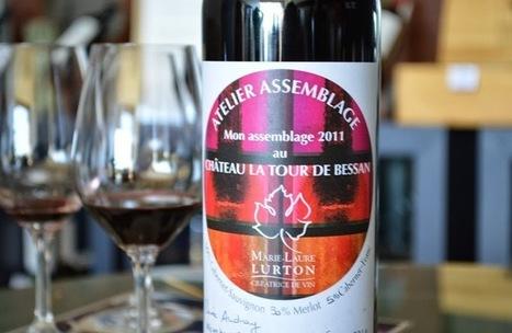 Assemblez votre vin de Margaux au Château La Tour de Bessan - Magazine du vin - Mon Vigneron | Tourisme viticole en France | Scoop.it