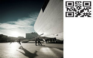 QR Codes Connect Art on the Wall With Music on Your iPhone | Music and Art | Scoop.it