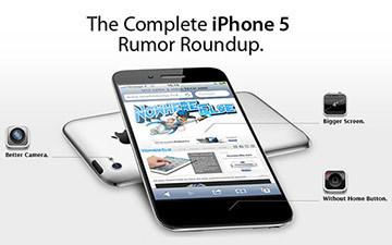 iPhone 5 Rumor Roundup [INFOGRAPHIC] | Entrepreneurship, Innovation | Scoop.it