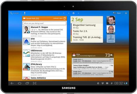Samsung-Galaxy-Tab-10_screen1.jpg (1022x706 pixels) | Marina- Tablet | Scoop.it