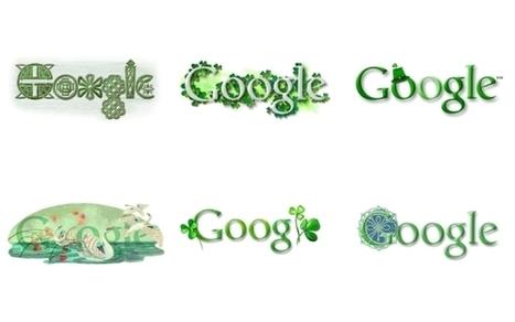 Happy Saint Patrick's Day: Celebrate With Google Doodles [PICS] | Entrepreneurship, Innovation | Scoop.it