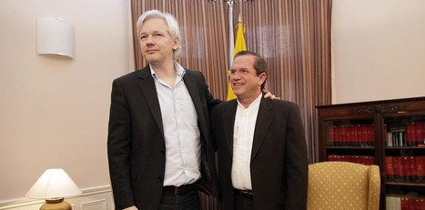 Assange speaks in favour of Bitcoin - CoinBuzz   Bitcoin and Virtual Currencies   Scoop.it