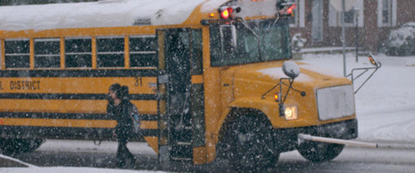 Turns Out, Snow Days Don't Impact Students' Test Scores | Learning, Teaching & Leading Today | Scoop.it