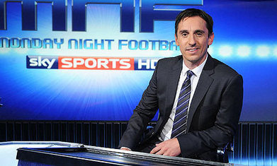 Gary Neville's punditry is the best, but others need to raise their game | media and technology | Scoop.it