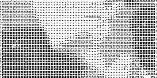 ASCII Art - Ascii-Art Mapping: SyMAP (or Early Computer Generated ... - SOCKS