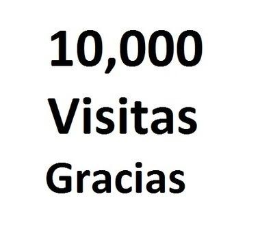 10,000 !!!! | Asómate | Educacion, ecologia y TIC | Scoop.it