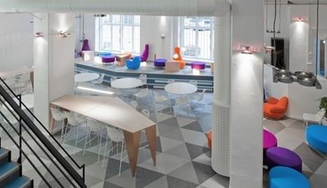 Những thiết kế văn phòng độc đáo nhất thế giới - Thicongvanphong.pro | Tổng hợp | Scoop.it