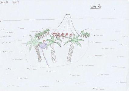 « Dessine-moi une île ! » - Visionscarto | Géographie : les dernières nouvelles de la toile. | Scoop.it