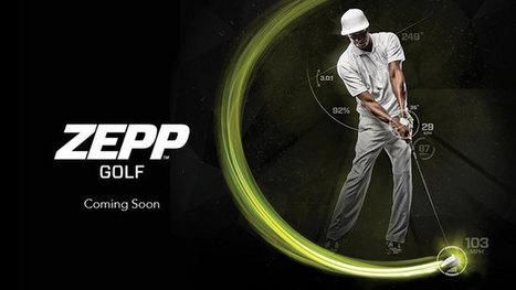 Technologie  - Un capteur 3D pour le golf, le tennis ou le baseball | Nouvelles du golf | Scoop.it