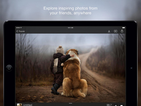 10 Best iPhone and iPad Apps for Photographers | iPhone apps and resources | Scoop.it