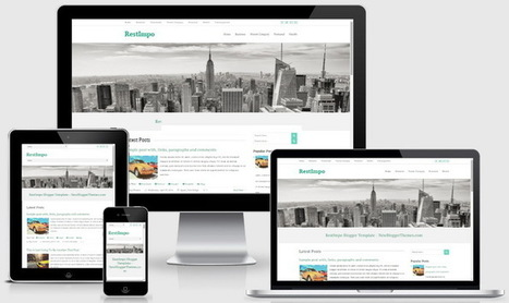RestImpo Blogger Template | Blogger themes | Scoop.it
