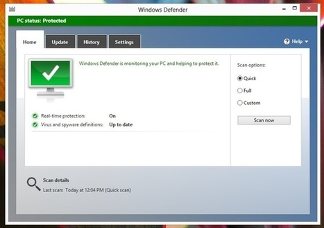 Windows 8 defeated 85% of malware out of the box | IT Security | Scoop.it