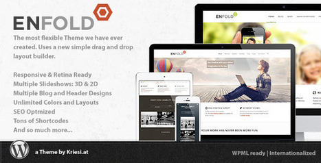Choose Your Own WP Website Theme for Commercial Use | howexplain | Scoop.it