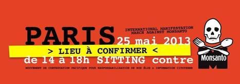 Sitting Contre Monsanto - Paris (LIEU EN ATTENTE) | Facebook | Abeilles, intoxications et informations | Scoop.it