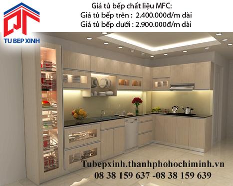 Tủ bếp MFC nhà anh Kiên - Vũng Tàu - Tu-bep-MFC-nha-anh-Kien---vung-tau - tu van du hoc uy tin|du hoc gia re - | TỦ BẾP MFC - GIÁ TỦ BẾP MFC | Scoop.it