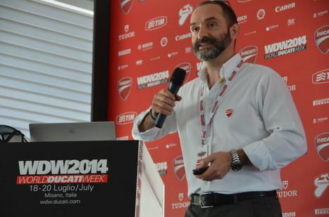 Ducati Appoints New Sales And Marketing Director   Ducati.net   Ductalk Ducati News   Scoop.it