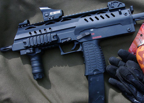 THE FIREARM BLOG : WE To Produce .22 H&K MP7 Replica | Rv Airsoft | Scoop.it