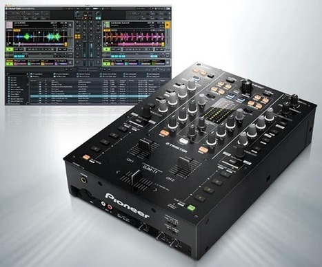 Gearjunkies.com: Traktor Pro 2.6. support for the Pioneer DJM-T1 | DJing | Scoop.it