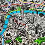London by Hand | Map@Print | Scoop.it