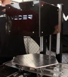 Vader Systems invente l'imprimante 3D métal à destination du grand public ! | FabLab-Net-iKi | Scoop.it