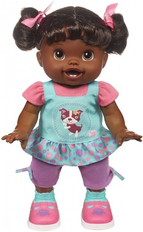 Baby Wanna Walk African American Doll Review: She Definitely Walks - Best Movies Ever Entertainment News   Afro Parents   Scoop.it