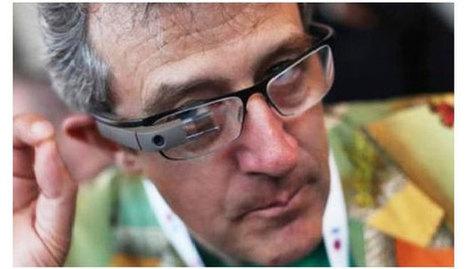 Les Google Glass chez votre opticien, elles s'adapteront à votre vue ! | Objet publicitaire | Scoop.it