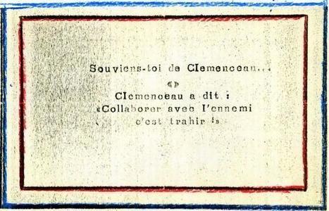 Musée virtuel de la RESISTANCE | Communiquer pour résister 1940-1945 | Scoop.it