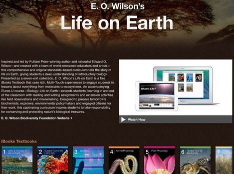 Apple step up their support for education - Mark Anderson's Blog | iTunes U as a Channel of Open Educational Resources | Scoop.it