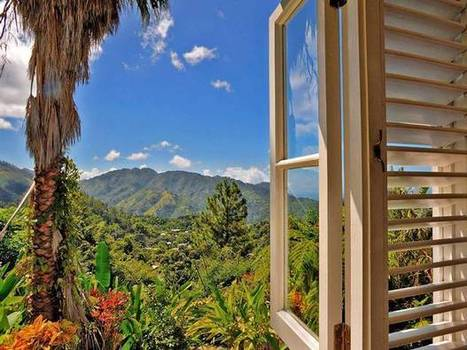 Strawberry Hill, Jamaica: Room service | I Love Traveling | Scoop.it