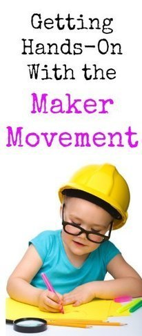 The Teacher Report: Joining the Maker Movement | Elementary MakerSpaces | Scoop.it