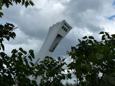 Stade olympique de Montréal - Canada - Mercier-Hochelaga-Maisonneuve   Faaxaal Forum Photos gratuite Faune et Flore   Scoop.it