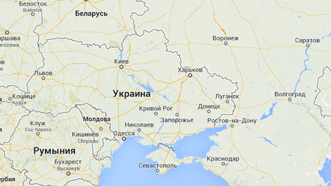 Google Maps Displays Crimean Border Differently In Russia, U.S. | AP Human Geography | Scoop.it