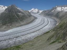 Quelle espérance de vie pour le plus grand glacier des Alpes ...   Nature   Scoop.it