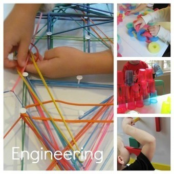 What does STEM look like in preschool and what is STEM anyway? | Early Years Education | Scoop.it