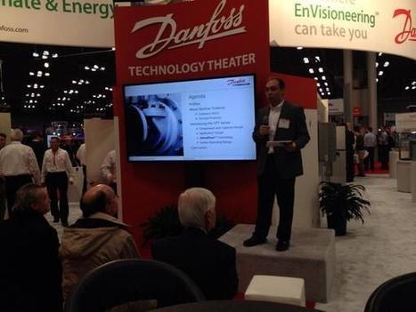Danfoss Turbocor VTT | HVAC & Compressors News | Scoop.it