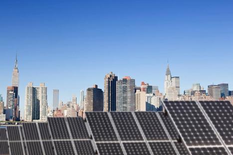 À Brooklyn, les habitants échangent de l'énergie solaire locale grâce à la blockchain   ICARE BATIMENTS INTELLIGENTS   Scoop.it
