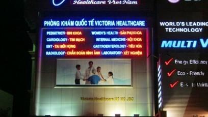 Bảng hiệu, Hộp đèn quảng cáo, bảng điện tử led, mặt dựng alu | dien dan rao vat 24h | Scoop.it